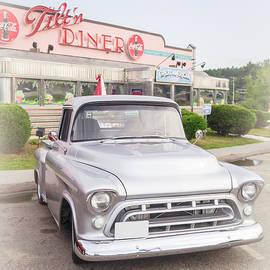 American Classics Tilton Diner Classic Pickup Truck