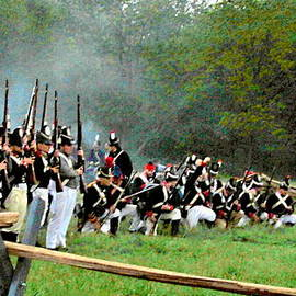 Danielle  Parent - American Militia Stoney Creek Battle of 1813