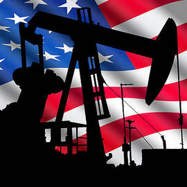 American Oil by Chuck Staley