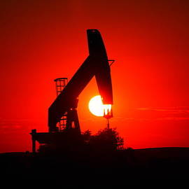 American Oil by Jeff Swan