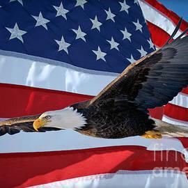 American Proud by Gary Keesler