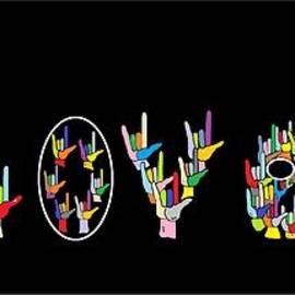 Eloise Schneider - American Sign Language I LOVE U
