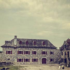 Edward Fielding - Fort Ticonderoga