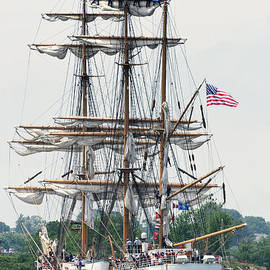 Marianne Campolongo - Americas Tall Ship The Eagle