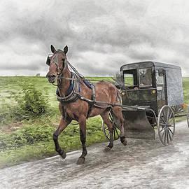 Linda Blair - Amish Country