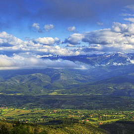Gorazd Milosevski - Among Clouds