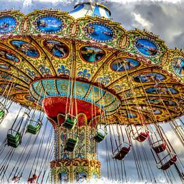 Geraldine Scull - Amusement Park Ride