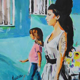 Lucia Hoogervorst - Amy Winehouse - Tears