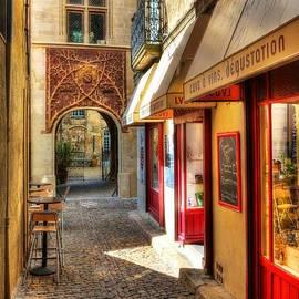 An Alley In Avignon