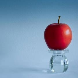 An apple a day by Elvira Pinkhas