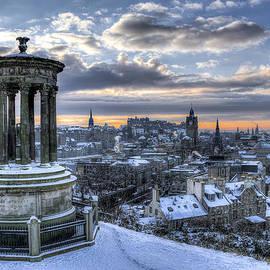 Ross G Strachan - An Edinburgh Winter