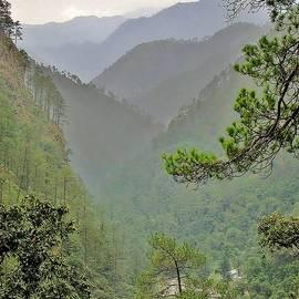 An Enchanting Himalayan Valley by Kim Bemis