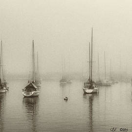 Chris Fieldhouse - Anchored at Dawn