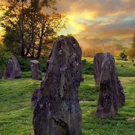 Catherine Perkinton - Ancient Stones