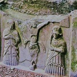 Marcus Dagan - An Ancient Tombstone In Ireland