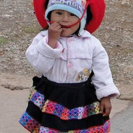 Barbie Corbett-Newmin - Andean Chiquita