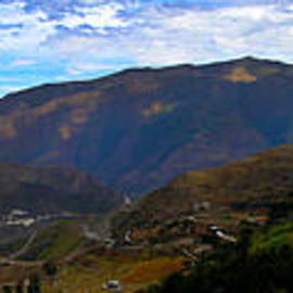 Al Bourassa - Andes Mountains Panorama