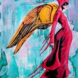 Maria Huntley - Angel 1 Navigating Ether