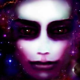 Angel - Alien - Human by Hartmut Jager