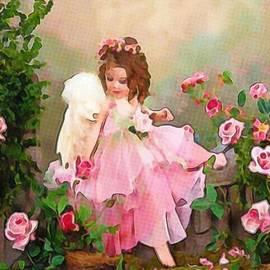 Catherine Lott - Angel and Baby