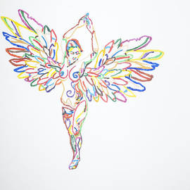 Stormm Bradshaw - Angel Nude
