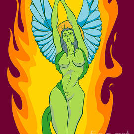 Patrick Collins - Angel of Fire