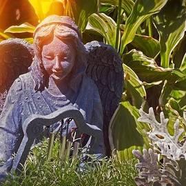 Cheryl Cencich - Angel of the gardens