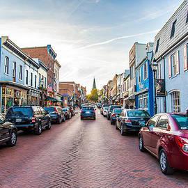 Brian Wallace - Annapolis Street