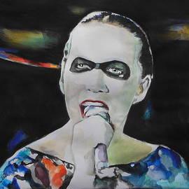 Lucia Hoogervorst - Annie Lennox