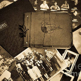 Amy Cicconi - Antique Autograph and Photo Albums and Photos
