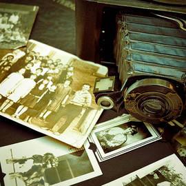 Amy Cicconi - Antique Kodak Camera and Vintage Photographs