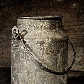 John Stephens - Antique Milk Bucket