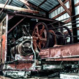 Thomas Woolworth - Antique Railroad Crane