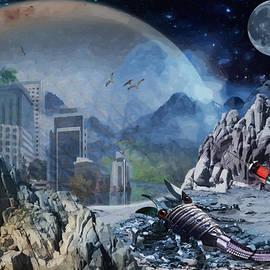 Joseph Juvenal - Apocalyptic Skyline