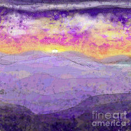 Apocalyptic Sunset by Carol Jacobs