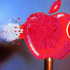 Apple by Tony Rubino