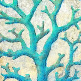 Aqua Coral Dash by Kaata    Mrachek