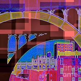 Arch One - Architecture of New York City by Miriam Danar