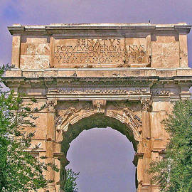 Jean Hall - Arch of Titus