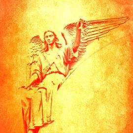 Archangel Michael  by Lali Kacharava
