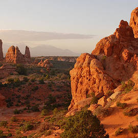Gregory Ballos - Arches National Park Landscape