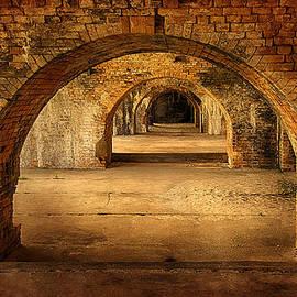 Arches by Priscilla Burgers