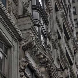 David Bearden - Architectural Detail