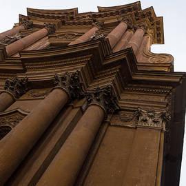 Georgia Mizuleva - Architecture in Rome Italy - One of Over 900 Churches in the City