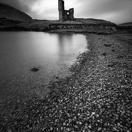 Ardvreck Castle 2 by Dave Bowman