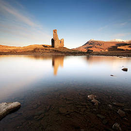 Grant Glendinning - Ardvreck Castle Sunrise