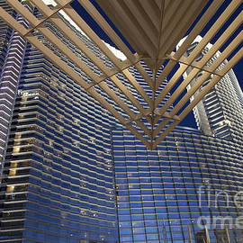 Aria Resort And Casino by Jim West