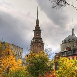 Joann Vitali - Arlington Street Church