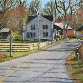 Around the Bend by David Zimmerman
