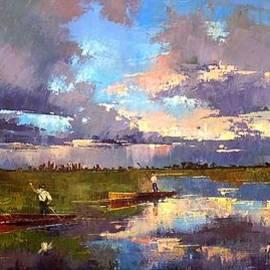 Art clouds by Anastasija Kraineva
